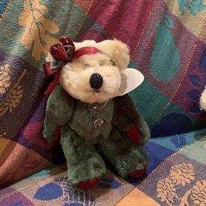 "Boyds Bear ""Ariana"" Plush Angel Bear Ornament"